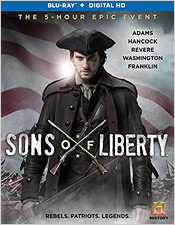 Sons of Liberty (Blu-ray Disc)
