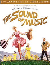 The Sound of Music: 50th Anniversary 5-Disc Edition (Blu-ray Disc)