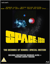Space: 1999 - The Bringers of Wonder (Blu-ray Disc)