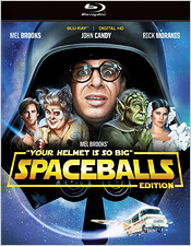 Spaceballs: Your Helmet Is So Big Edition (Blu-ray Disc)