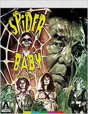 Spider Baby (Blu-ray Disc)