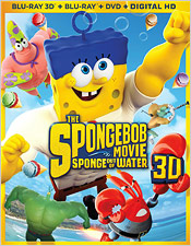 SpongeBob: The Movie (Blu-ray 3D)