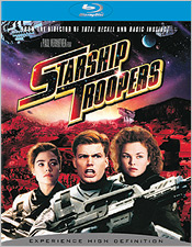 Starship Troopers (Blu-ray Disc)