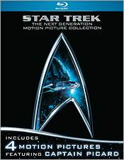 Star Trek: The Next Generation Movie Collection (Blu-ray Disc)