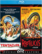 Tentacles/Reptilicus (Blu-ray Disc)