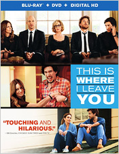 This Is Where I Leave You (Blu-ray Disc)
