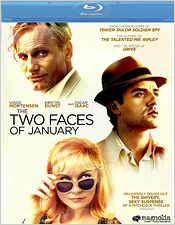 The Two Faces of January (Blu-ray Disc)
