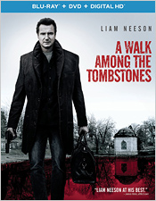 A Walk Among the Tombstones (Blu-ray Disc)