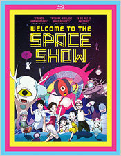 Welcome to the Space Show (Blu-ray Disc)
