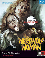 Werewolf Woman (Blu-ray Disc)