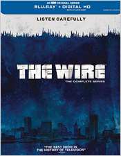 The Wire: The Complete Series (Blu-ray Disc)