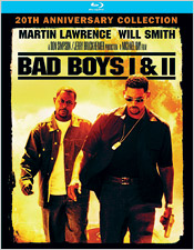 Bad Boys 1&2: 20th Anniversary Edition (Blu-ray Disc)