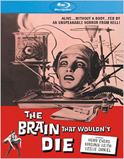 The Brain That Wouldn't Die (Blu-ray Disc)