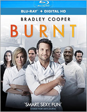 Burnt (Blu-ray Disc)