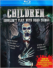 Children Shouldn't Play with Dead Things (Blu-ray Disc)