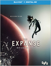 The Expanse: Season One (Blu-ray Disc)