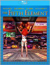 The Fifth Element: Supreme Series (regular Blu-ray Disc)