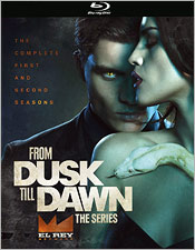 From Dusk Till Dawn: The Series - Seasons 1 & 2 (Blu-ray Disc)