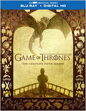 Game of Thrones: The Complete Fifth Season (Blu-ray Disc)