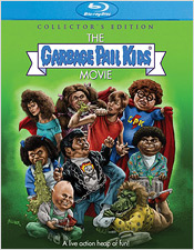 Garbage Mail Kids: The Movie (Blu-ray Disc)