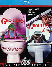 Ghoulies/Ghoulies 2 (Blu-ray Disc)