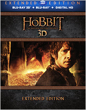 The Hobbit Trilogy - Extended Edition (Blu-ray 3D)