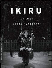 Ikiru (Criterion Blu-ray Disc)