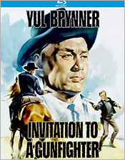 Invitation to a Gunfighter (Blu-ray Disc)