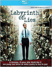 Labyrinth of Lies (Blu-ray Disc)