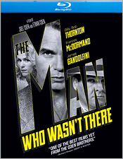The Man Who Wasn't There (Blu-ray Disc)