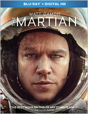 The Martian (Blu-ray Combo)