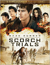 Maze Runner: The Scorch Trials (Blu-ray Disc)