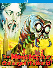The Monster That Challenged the World (Blu-ray Disc)