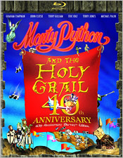 Monty Python and the Holy Grail: 40th Anniversary Edition (Blu-ray Disc)