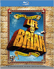 Monty Python's Life of Brian: Immaculate Edition (Blu-ray Disc)