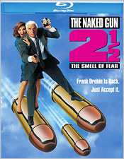 The Naked Gun 2 1/2: The Smell of Fear (Blu-ray Disc)