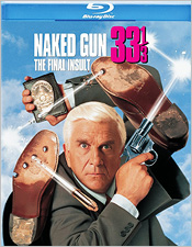 The Naked Gun 33 1/3: The Final Insult (Blu-ray Disc)