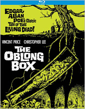 The Oblong Box (Blu-ray Disc)