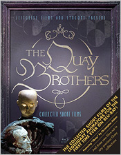 The Quay Brothers: Short Films Collection (Blu-ray Disc)