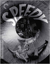 Speedy (Criterion Blu-ray Disc)