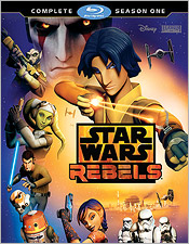 Star Wars Rebels: Season One (Blu-ray Disc)