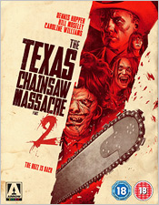 Texas Chainsaw Massacre 2 (Region B Blu-ray Disc)