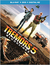 Tremors 5: Bloodlines (Blu-ray Disc)