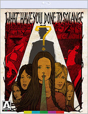 What Have You Done to Solange? (Blu-ray Disc)