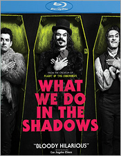 What We Do in the Shadows (Blu-ray Disc)