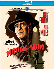 The Wrong Man (Blu-ray Disc)