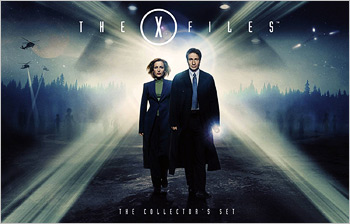 The X-Files: The Complete Series 1-9 (Blu-ray Disc)