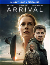 Arrival (Blu-ray Disc)