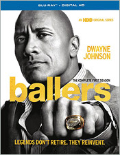 Ballers: Season One (Blu-ray Disc)