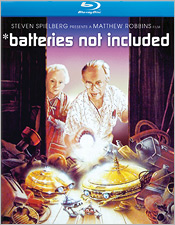 Batteries Not Included (Blu-ray Disc)